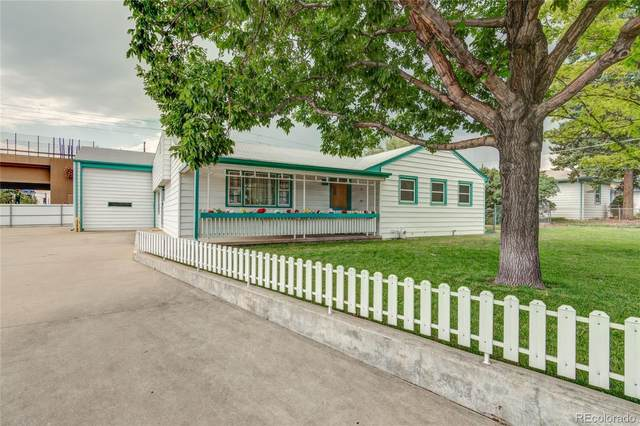10000 W 13th Place, Lakewood, CO 80215 (MLS #8857693) :: 8z Real Estate