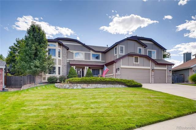 9940 Ashleigh Way, Highlands Ranch, CO 80126 (#8857917) :: The Gilbert Group