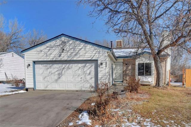 9405 W Wagon Trail Drive, Denver, CO 80123 (MLS #8858181) :: Bliss Realty Group