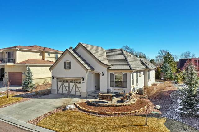 2933 Cathedral Park View, Colorado Springs, CO 80904 (#8858352) :: The Healey Group