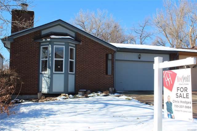 1341 Vivian Street, Golden, CO 80401 (MLS #8858517) :: 8z Real Estate
