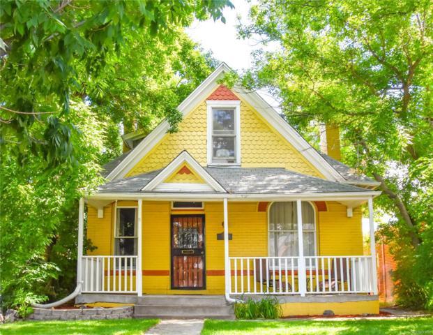 3234 W 23rd Avenue, Denver, CO 80211 (MLS #8858644) :: 8z Real Estate