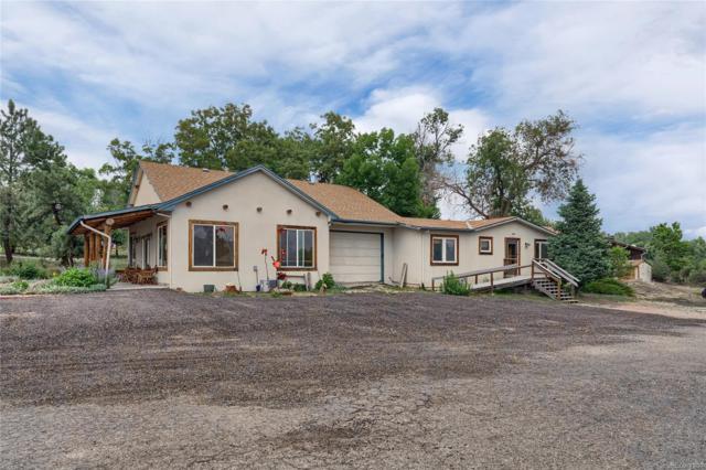 5406 N State Highway 67, Sedalia, CO 80135 (#8858757) :: Colorado Home Realty