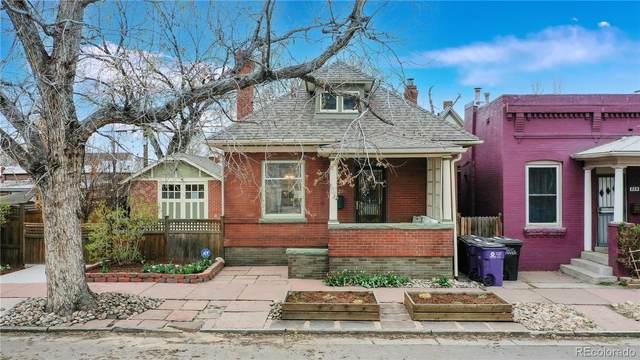 227 Cherokee Street, Denver, CO 80223 (#8859374) :: Symbio Denver