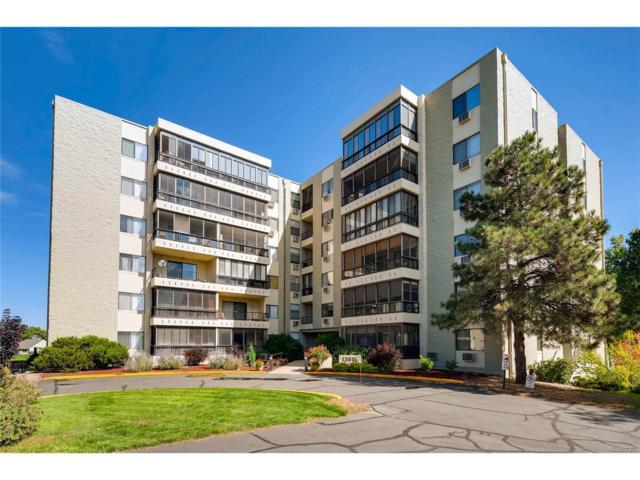 13991 E Marina Drive #606, Aurora, CO 80014 (MLS #8859542) :: 8z Real Estate