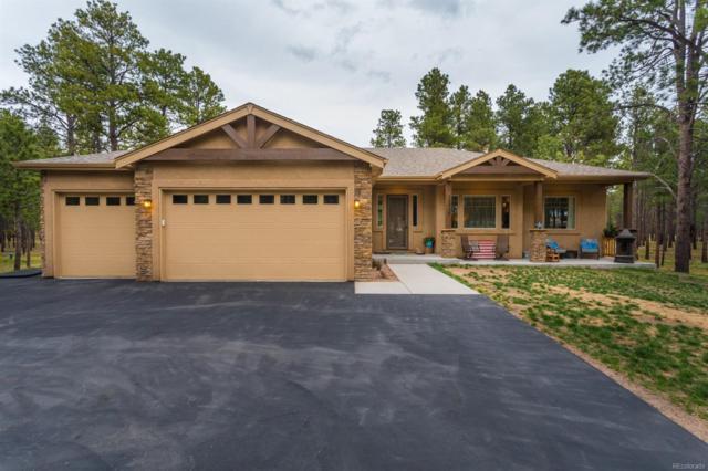 10936 Silver Mountain Point, Colorado Springs, CO 80908 (#8860023) :: The Pete Cook Home Group