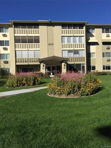 635 S Alton Way 5C, Denver, CO 80247 (#8860103) :: Colorado Home Finder Realty