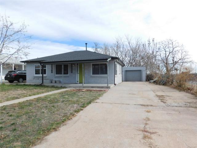 4810 Wyandot Street, Denver, CO 80221 (#8861290) :: The Pete Cook Home Group