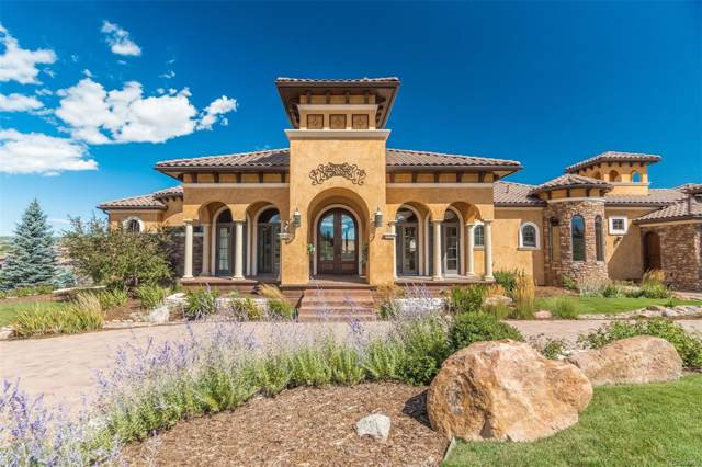 1814 Vine Cliff Heights, Colorado Springs, CO 80921 (#8861323) :: The DeGrood Team