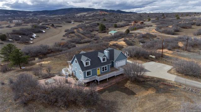 270 Coronado Drive, Sedalia, CO 80135 (MLS #8861842) :: 8z Real Estate