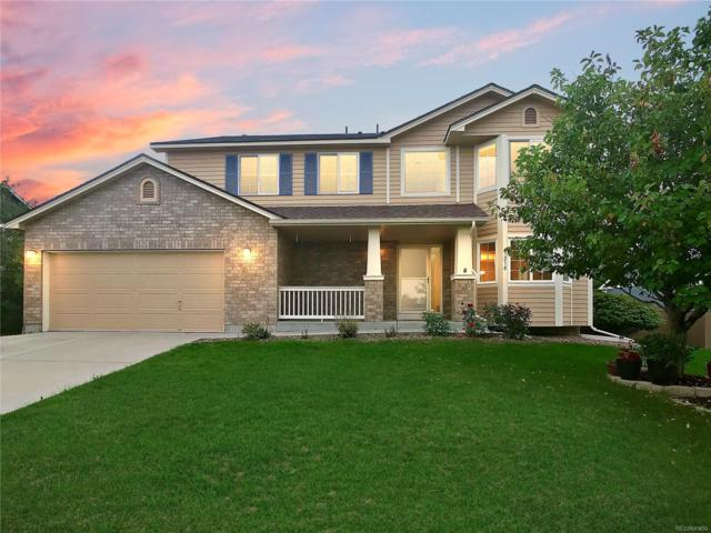 1218 Oldfield Street, Castle Rock, CO 80104 (#8861943) :: The City and Mountains Group