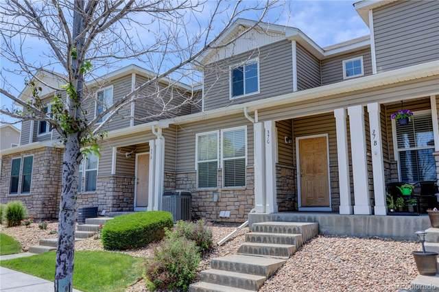 9758 Laredo Street 37C, Commerce City, CO 80022 (MLS #8862702) :: 8z Real Estate