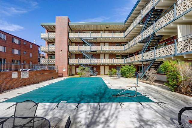 655 N Pearl Street #101, Denver, CO 80203 (#8862925) :: The Colorado Foothills Team | Berkshire Hathaway Elevated Living Real Estate