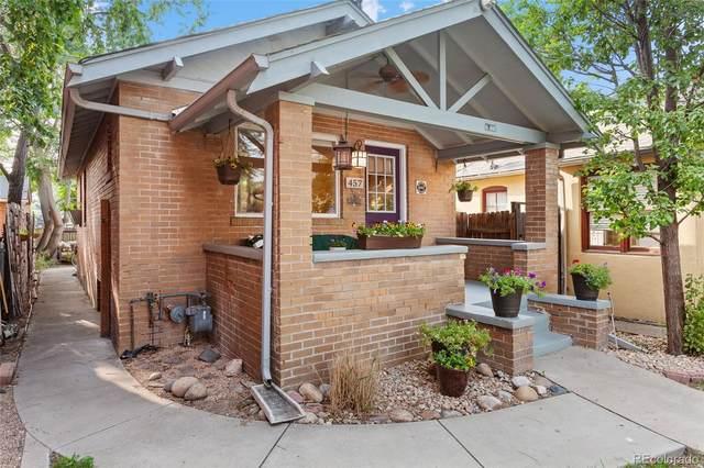 457 Fox Street, Denver, CO 80204 (#8862953) :: The Margolis Team