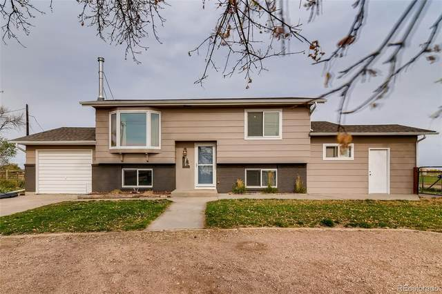 16687 County Road 394, La Salle, CO 80645 (#8863075) :: The HomeSmiths Team - Keller Williams