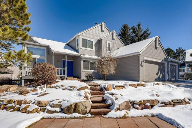 7848 Tangleoak Lane, Castle Pines, CO 80108 (#8863129) :: My Home Team