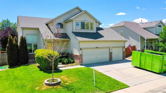 3652 Barnard Lane, Johnstown, CO 80534 (#8864520) :: The Margolis Team