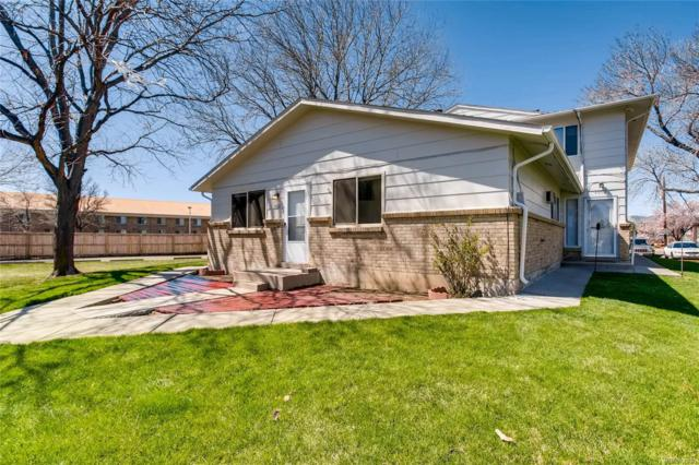 7309 W Hampden Avenue #4001, Lakewood, CO 80227 (#8865010) :: The Griffith Home Team