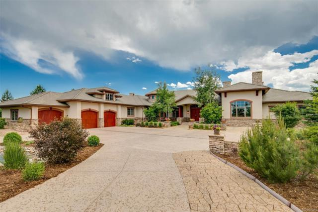 616 Cliffgate Lane, Castle Rock, CO 80108 (#8865060) :: Sellstate Realty Pros