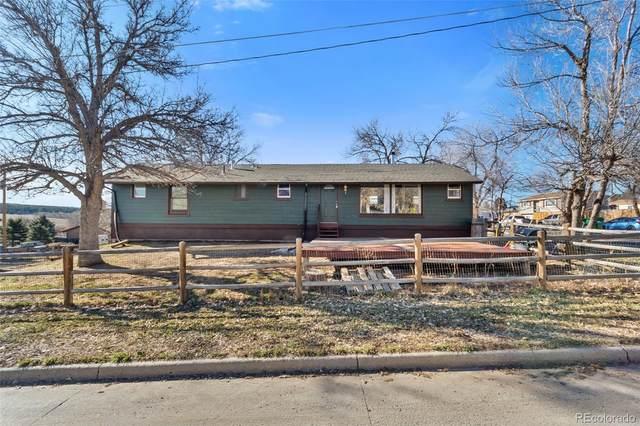 718 S Banner Street, Elizabeth, CO 80107 (MLS #8865451) :: 8z Real Estate
