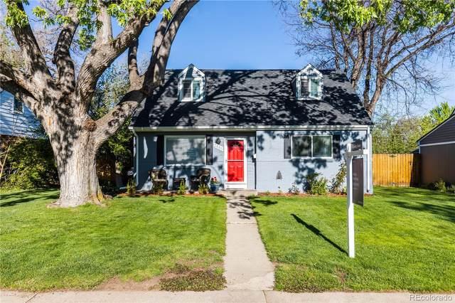 2885 S Vine Street, Denver, CO 80210 (#8865500) :: Wisdom Real Estate