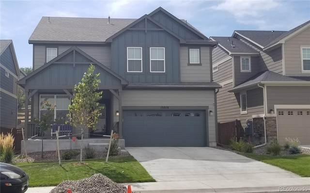 15818 E Otero Circle, Centennial, CO 80112 (#8865662) :: HomeSmart Realty Group