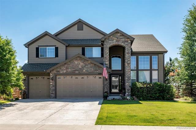 5384 Spur Cross Trail, Parker, CO 80134 (#8865732) :: You 1st Realty