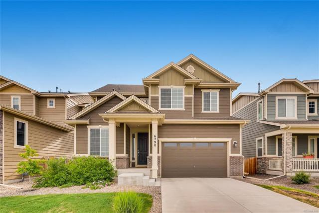 6290 Pike Circle, Arvada, CO 80403 (#8865908) :: The Healey Group