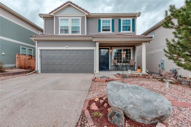 2235 Coach House Loop, Castle Rock, CO 80109 (#8866360) :: The Margolis Team