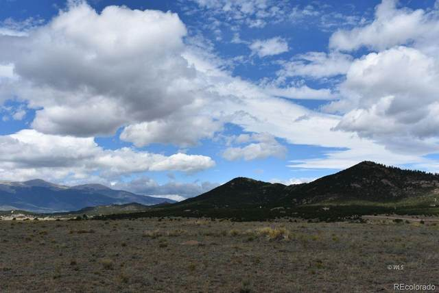 Tbd Co Rd 215, Westcliffe, CO 81252 (#8866366) :: James Crocker Team