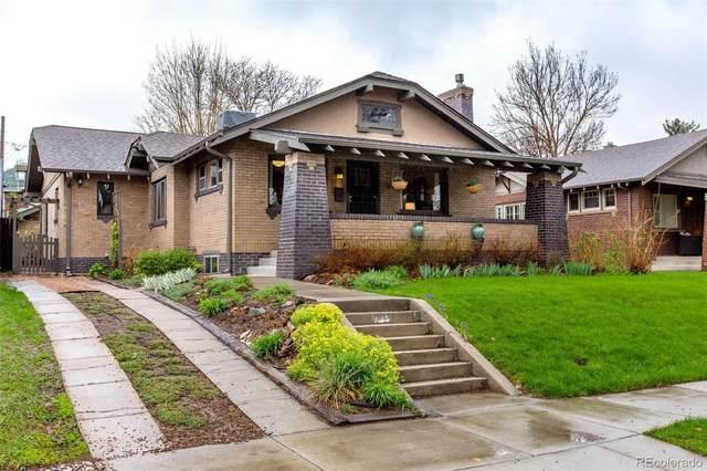 1211 Fillmore Street, Denver, CO 80206 (#8867361) :: Kimberly Austin Properties