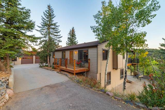 29754 Roan Drive, Evergreen, CO 80439 (#8867889) :: The Brokerage Group