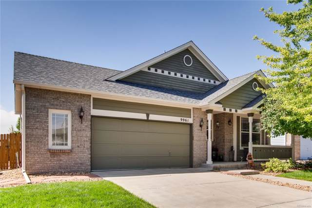 9961 Chambers Drive, Commerce City, CO 80022 (MLS #8867964) :: 8z Real Estate