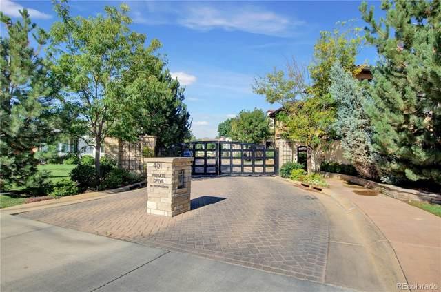 401 S Garfield Street #6, Denver, CO 80209 (#8868083) :: The HomeSmiths Team - Keller Williams