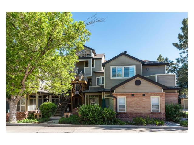 6001 S Yosemite Street F208, Greenwood Village, CO 80111 (#8868132) :: The City and Mountains Group
