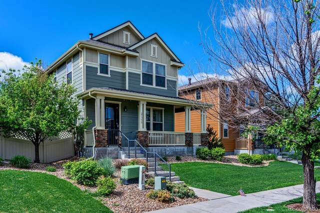 21392 E Stroll Avenue, Parker, CO 80138 (#8868242) :: The Gilbert Group
