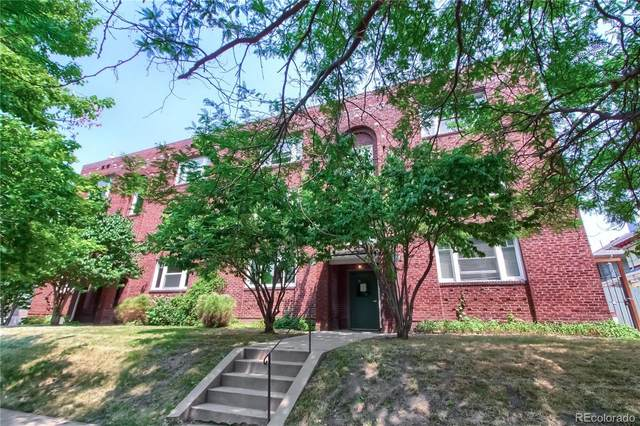 1422 N Downing Street #7, Denver, CO 80218 (#8868466) :: Venterra Real Estate LLC