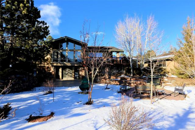 2633 Roon Road, Evergreen, CO 80439 (#8868567) :: The Peak Properties Group