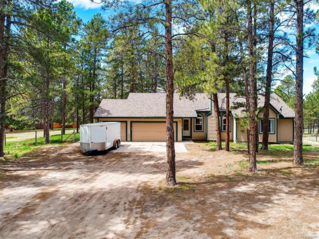 33585 Eagle Court, Elizabeth, CO 80107 (MLS #8868597) :: 8z Real Estate