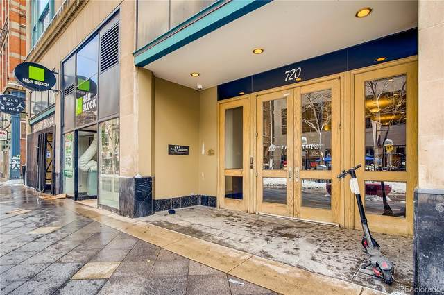 720 16th Street #202, Denver, CO 80202 (#8868678) :: Mile High Luxury Real Estate