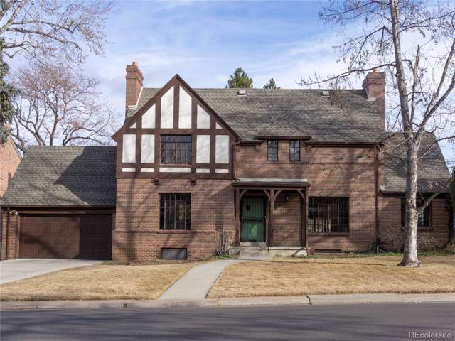 322 Dexter Street, Denver, CO 80220 (#8868909) :: The Griffith Home Team