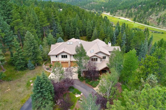 151 Fox Hollow Lane, Evergreen, CO 80439 (#8869088) :: Structure CO Group
