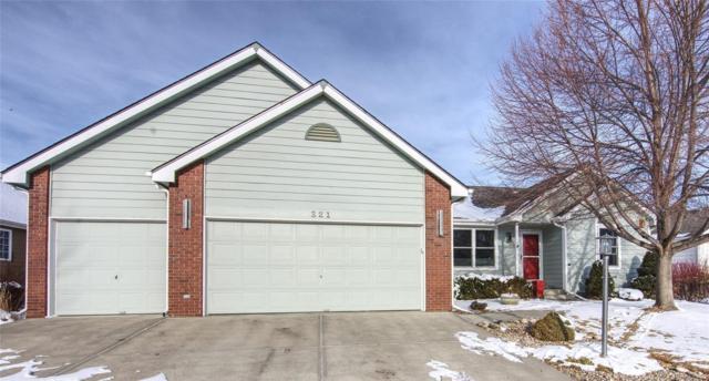 321 Holladay Court, Loveland, CO 80537 (MLS #8869369) :: 8z Real Estate