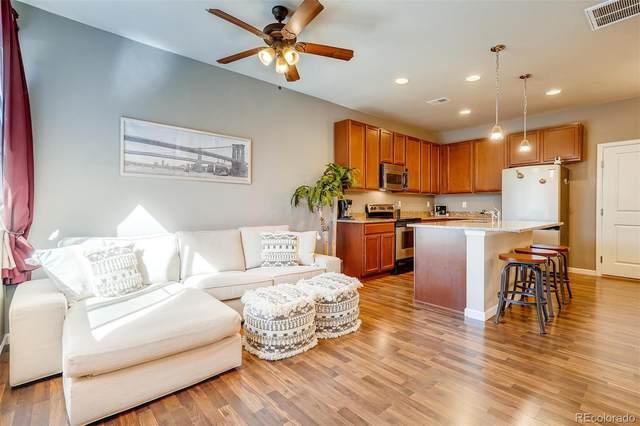 15526 W 64th Loop D, Arvada, CO 80007 (MLS #8869648) :: 8z Real Estate