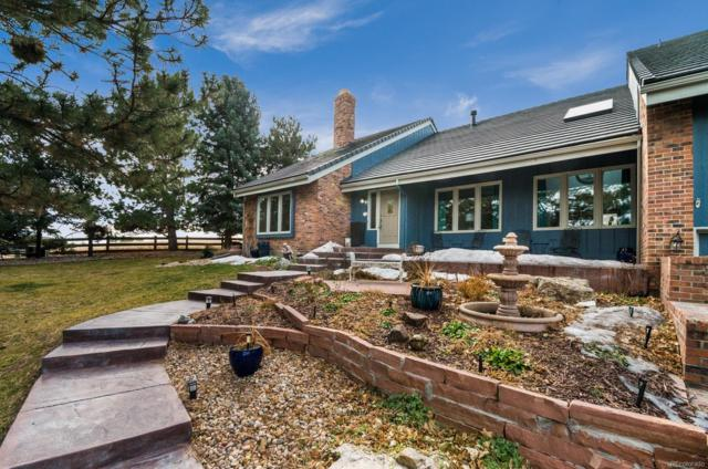 4 N Ranch Road, Littleton, CO 80127 (#8869966) :: The Heyl Group at Keller Williams