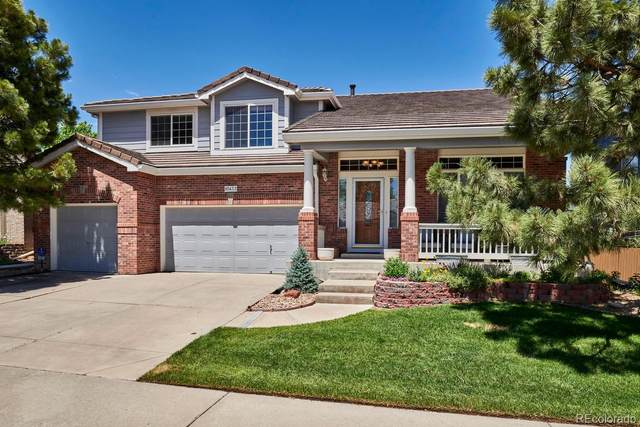 10473 Grizzly Gulch, Highlands Ranch, CO 80129 (MLS #8870812) :: 8z Real Estate