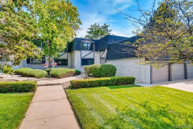 3511 S Hillcrest Drive #3, Denver, CO 80237 (#8870927) :: The Dixon Group