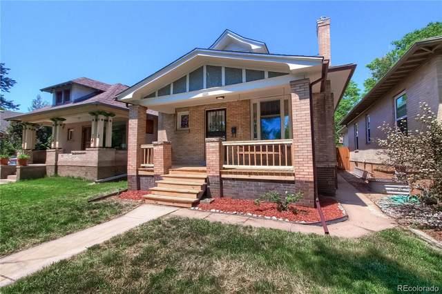 3160 N Speer Boulevard, Denver, CO 80211 (#8870958) :: The HomeSmiths Team - Keller Williams