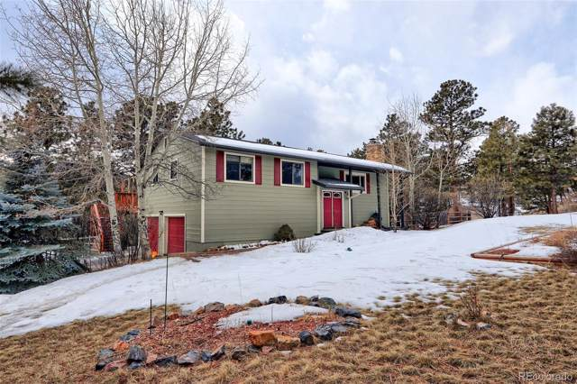 6787 High Drive, Morrison, CO 80465 (#8870994) :: The Peak Properties Group