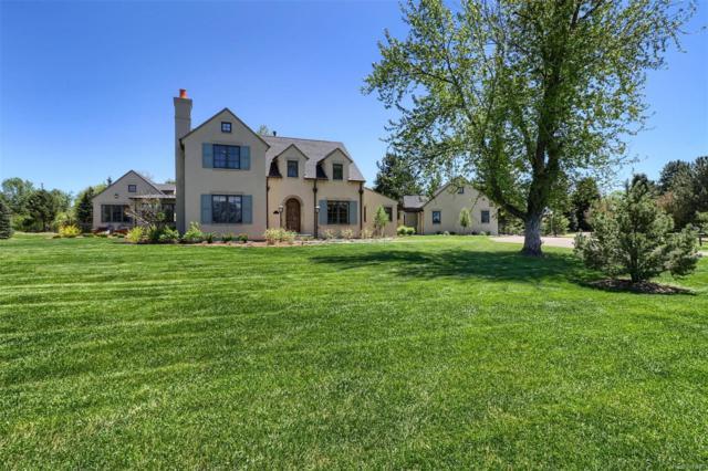 14 Parkway Drive, Cherry Hills Village, CO 80113 (#8871108) :: Wisdom Real Estate